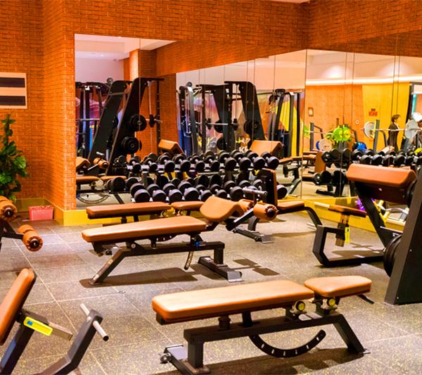 杭州营地魔鬼健身房